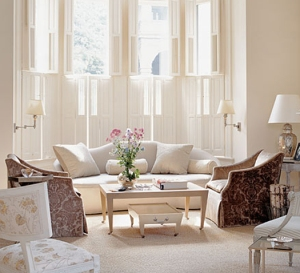 Example of French Eclectic style from sproost.com
